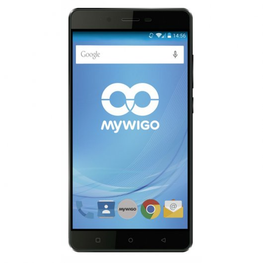 MyWigo City 2 32GB 4G Gris Libre