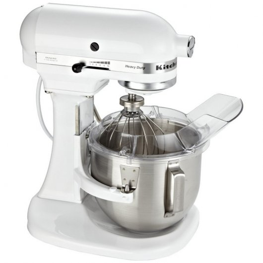 KitchenAid 5KPM5 EWH Robot Heavy Duty Amasadora 4.8 L Blanco