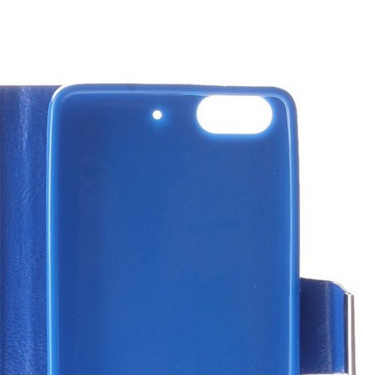 Funda View Cover Azul para Huawei G Play Mini