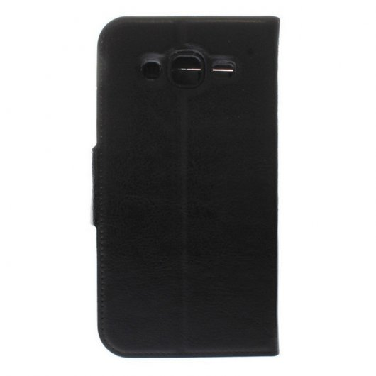 Funda View Cover para Galaxy J5 Negra