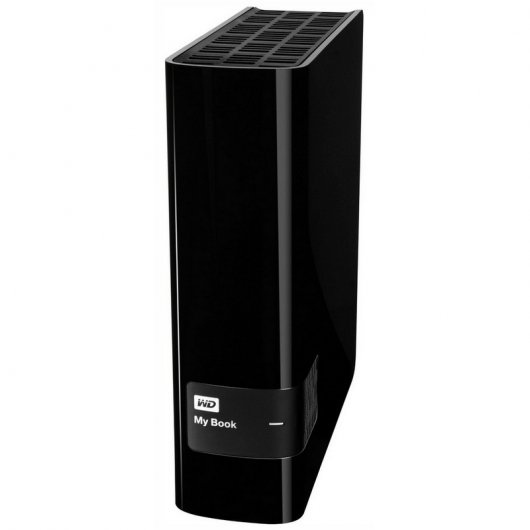 WD My Book 8TB USB3.0
