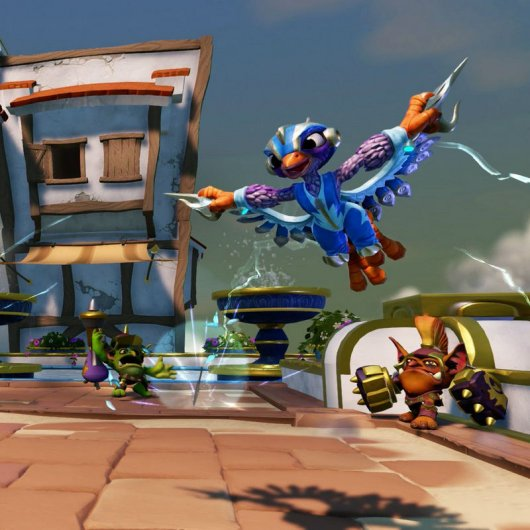Skylanders SuperChargers Tablet
