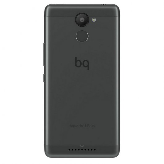 Bq Aquaris U Plus 4G 2GB/16GB Negro Libre
