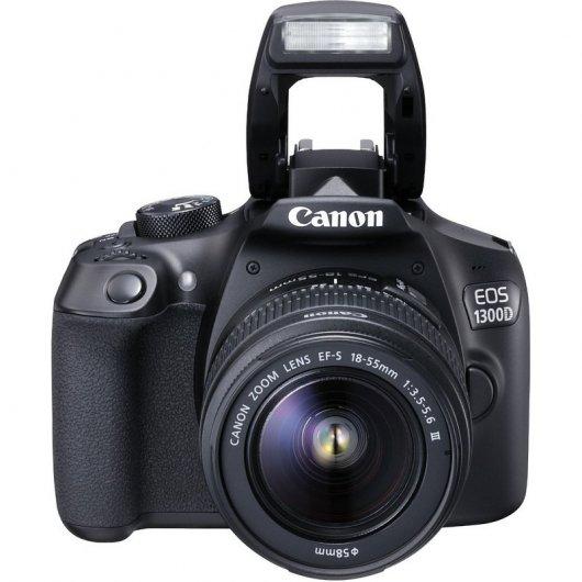 Canon EOS 1300D 18MP + 18-55 EF-S III