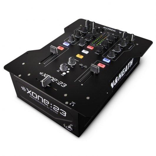 Allen heath xone 23 mesa de mezclas dj 2 canales - Mesa de mezclas 2 canales ...