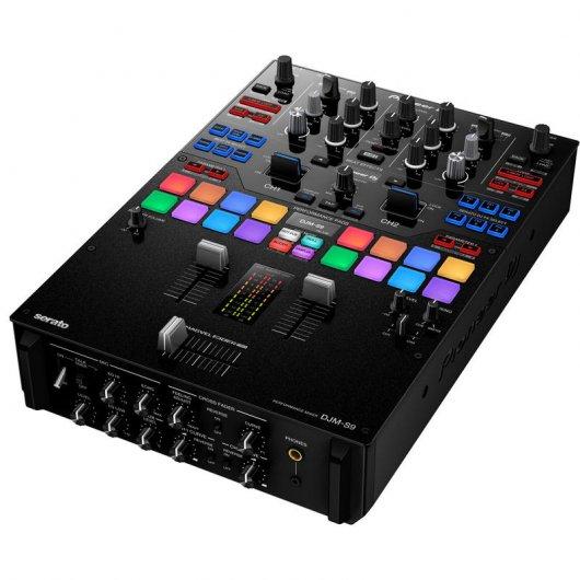 Pioneer djm s9 mesa de mezclas dj 2 canales pccomponentes - Mesa de mezclas 2 canales ...