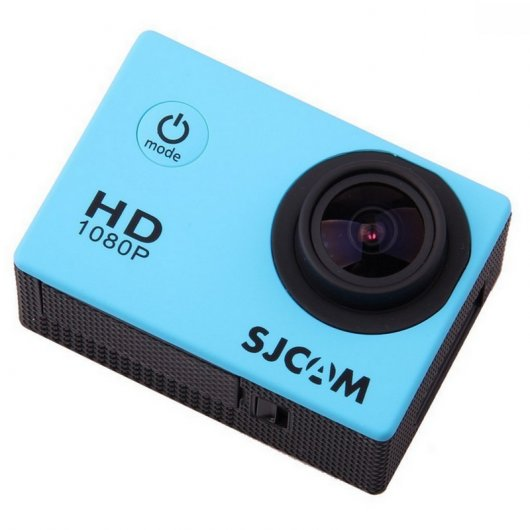 SJCAM SJ4000 Plus 2K WiFi Azul